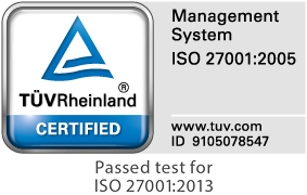 certificate iso27001