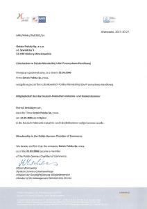 ahk certificate