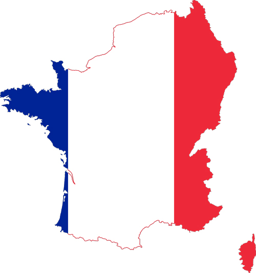 Flag_map_of_French_Republic