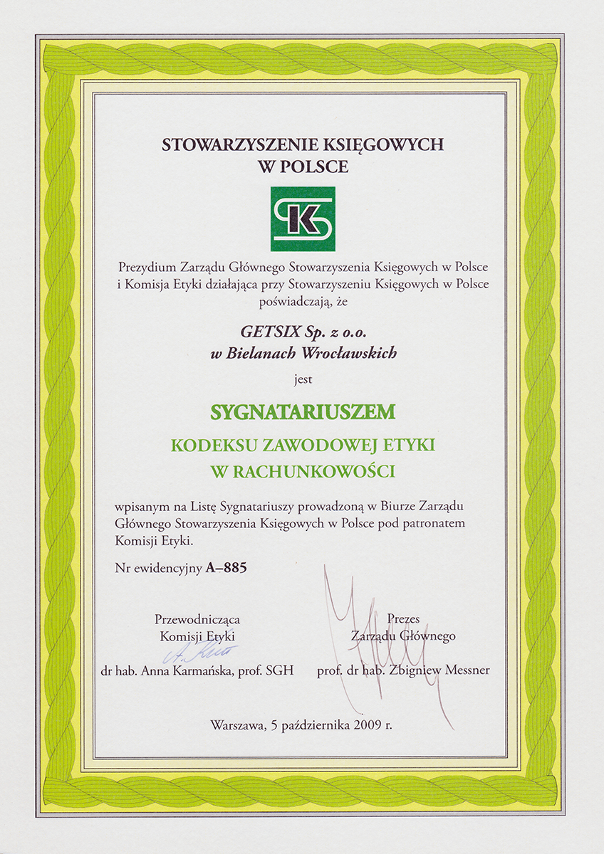 association accountants certificate
