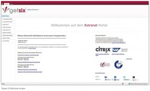 customer extranet