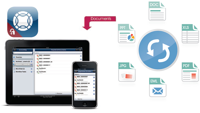 getsix mobile extranet