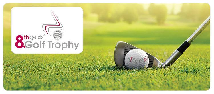 8th Annual getsix® 'Golf Trophy'!