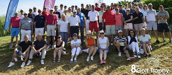 8th getsix® Golf Trophy - The final 'Classification' & the 'Role of Honour'