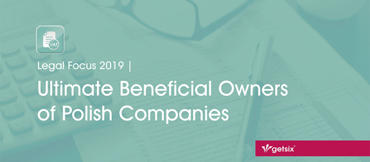Legal Focus 2019 | Ultimate Beneficial Owners of Polish Companies
