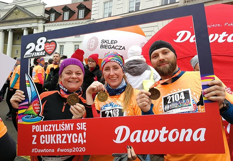getsix® Warsaw office takes part in a charity run