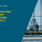 Upcoming deadlines for submission of notifications: CBC-P and ORD-U