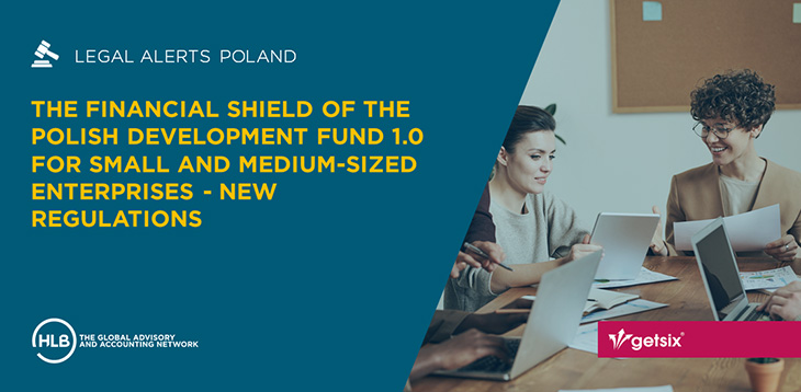 177 getsix financial shield of the polish-development new regulations
