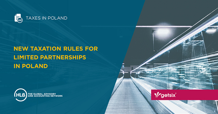 New taxation rules for limited partnerships in Poland